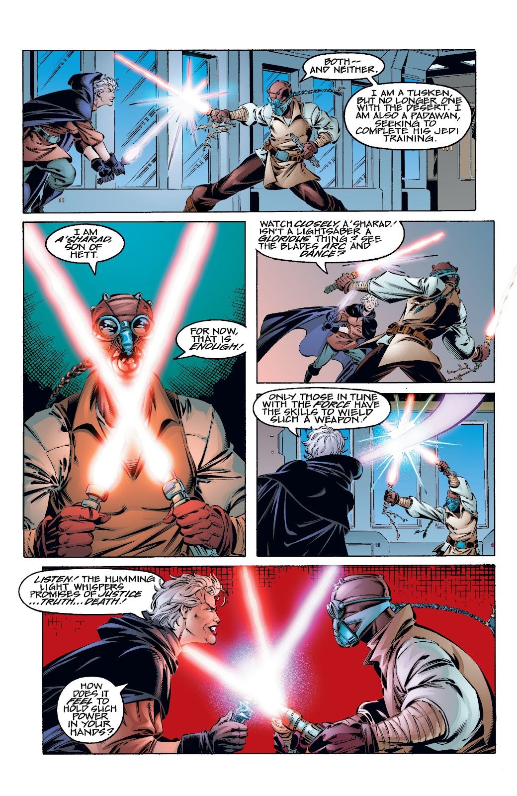 Read online Star Wars Legends Epic Collection: The Menace Revealed comic -  Issue # TPB (Part 3) - 49