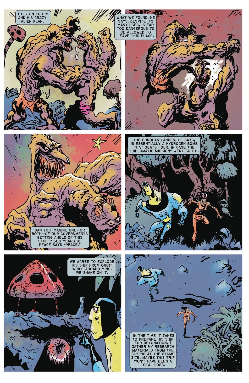 Read online Strange Adventures (2014) comic -  Issue # TPB (Part 2) - 44