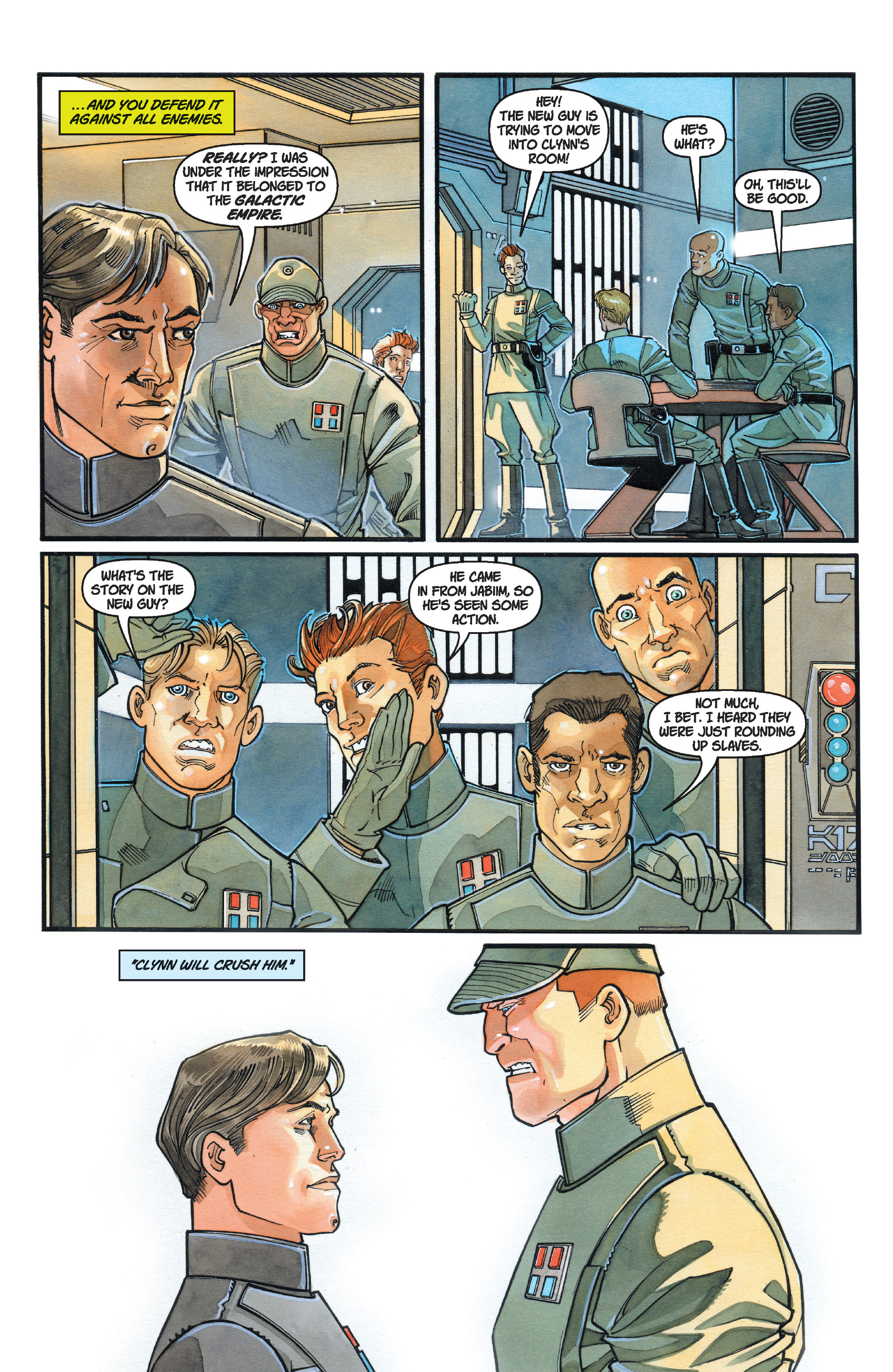 Read online Star Wars Omnibus comic -  Issue # Vol. 22 - 231