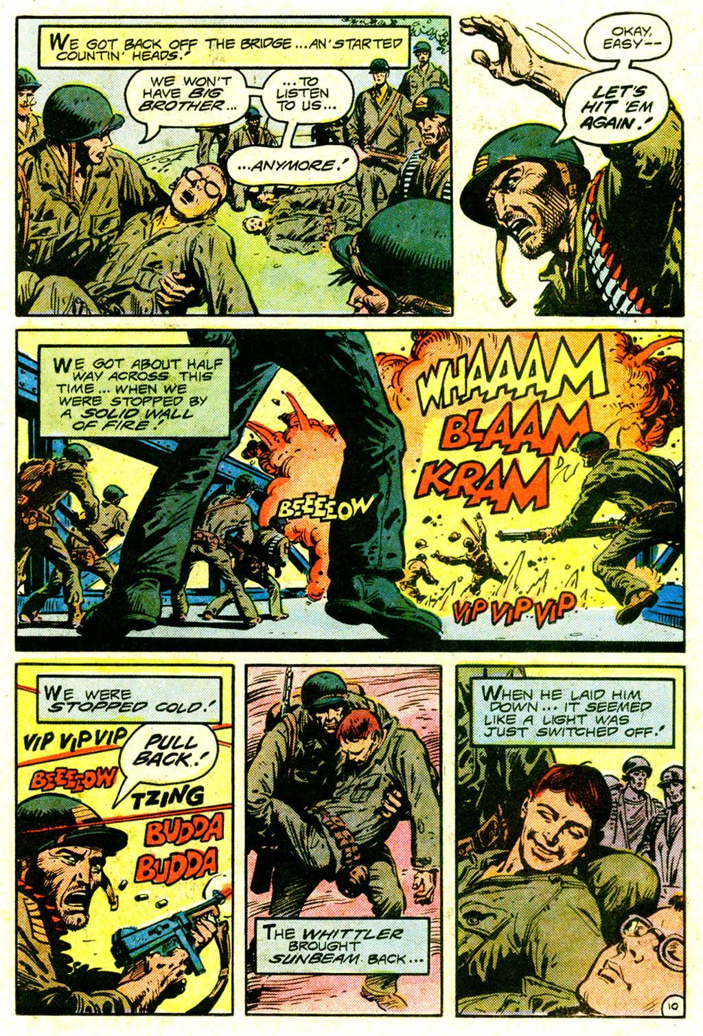 Read online Sgt. Rock comic -  Issue #375 - 14