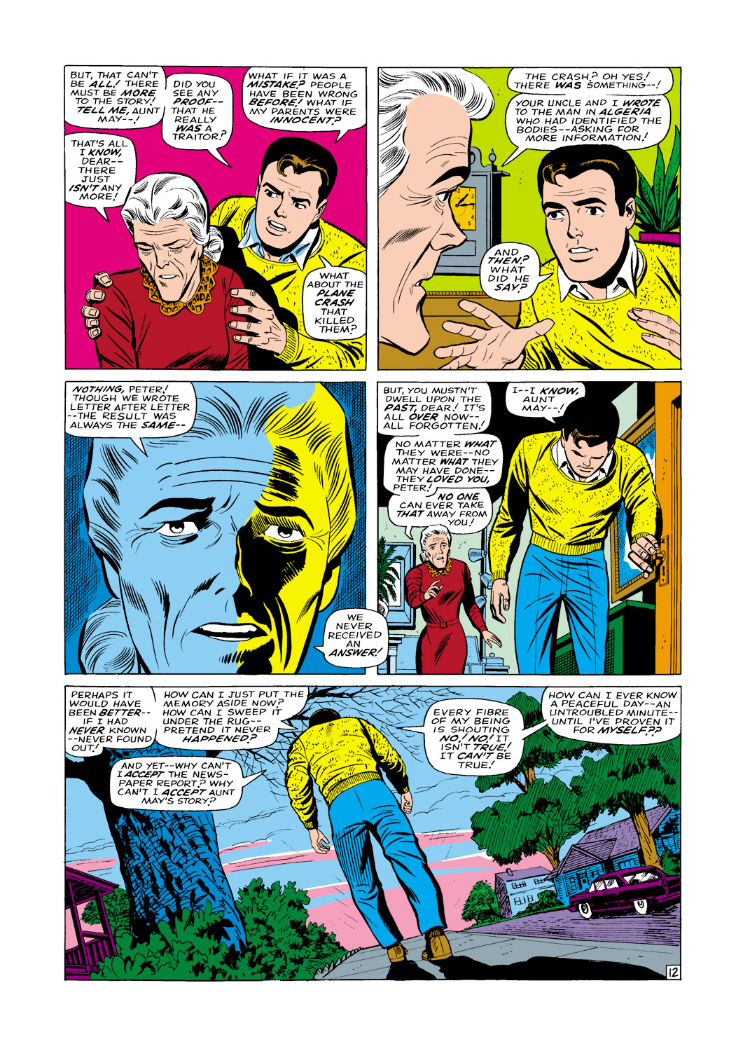 The Amazing Spider-Man (1963) _Annual_5 Page 12