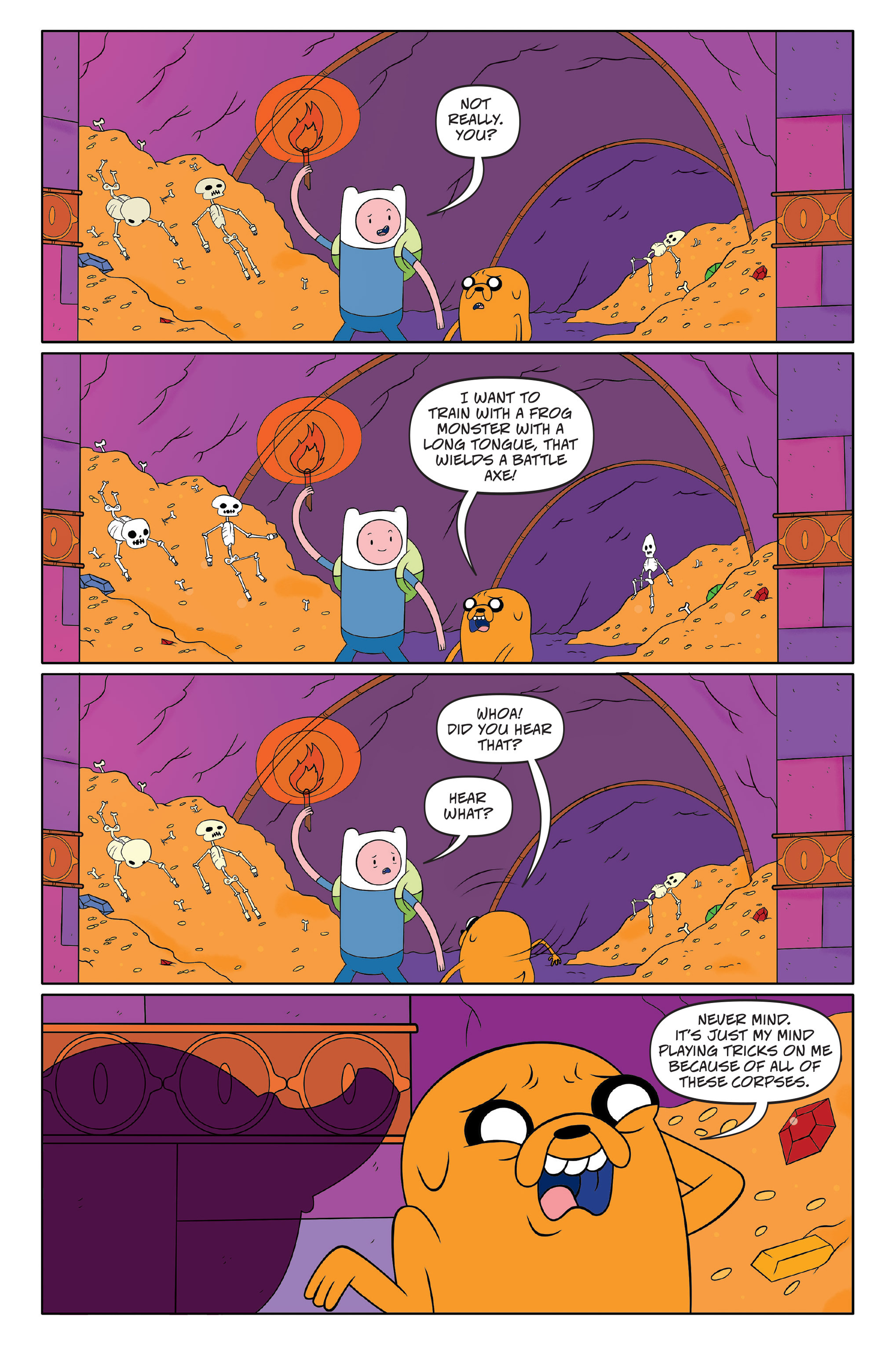 Read online Adventure Time: The Four Castles comic -  Issue #Adventure Time: The Four Castles TPB - 70