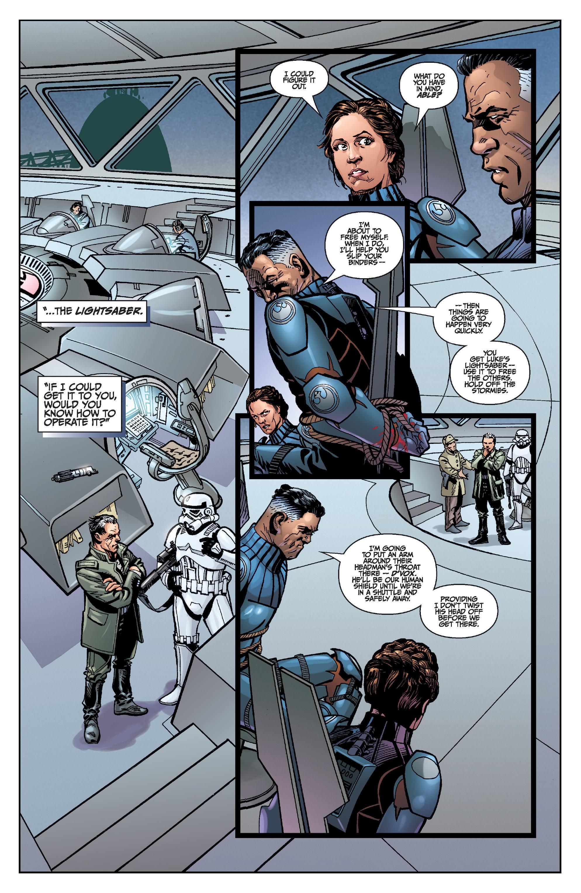 Read online Star Wars Omnibus comic -  Issue # Vol. 20 - 350
