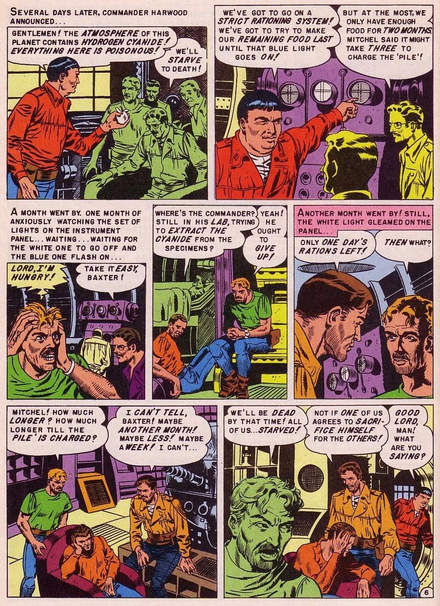 Weird Fantasy (1951) issue 10 - Page 29