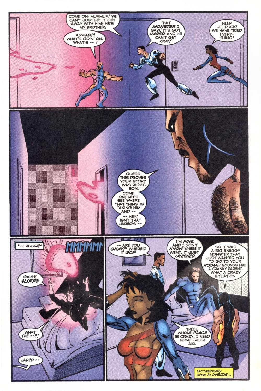 Read online Alpha Flight (1997) comic -  Issue #7 - 23