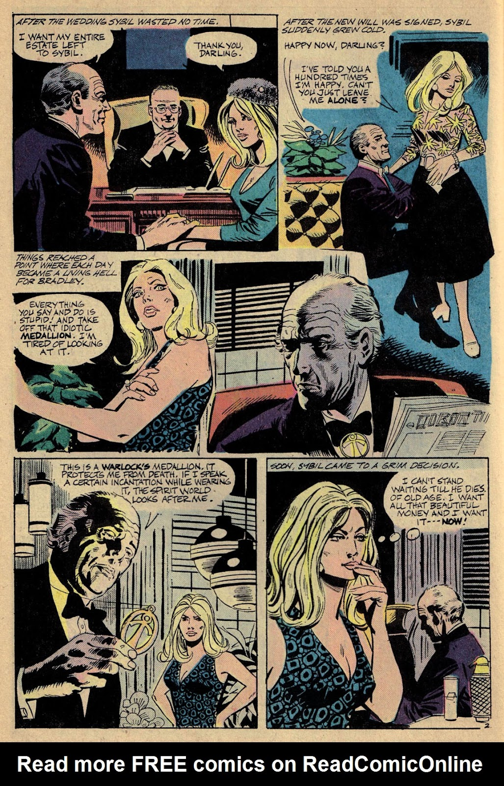 Read online Madhouse Comics comic -  Issue #97 - 30