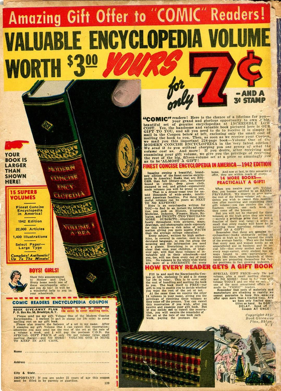 Read online Super-Magician Comics comic -  Issue #9 - 67