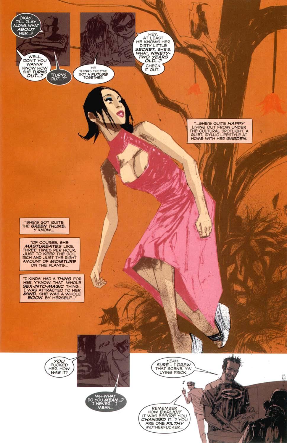 Read online Automatic Kafka comic -  Issue #9 - 10