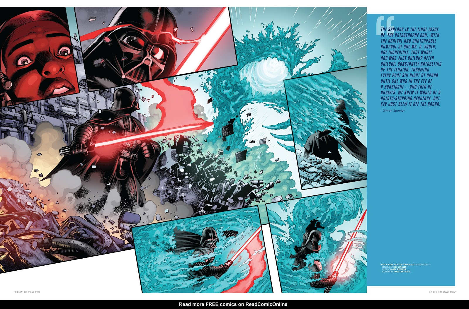Read online The Marvel Art of Star Wars comic -  Issue # TPB (Part 2) - 75