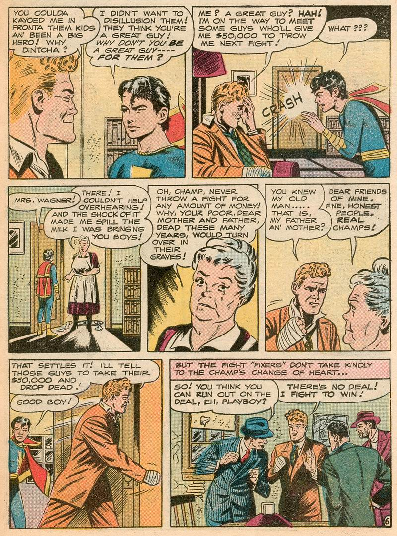 Read online Shazam! (1973) comic -  Issue #5 - 23
