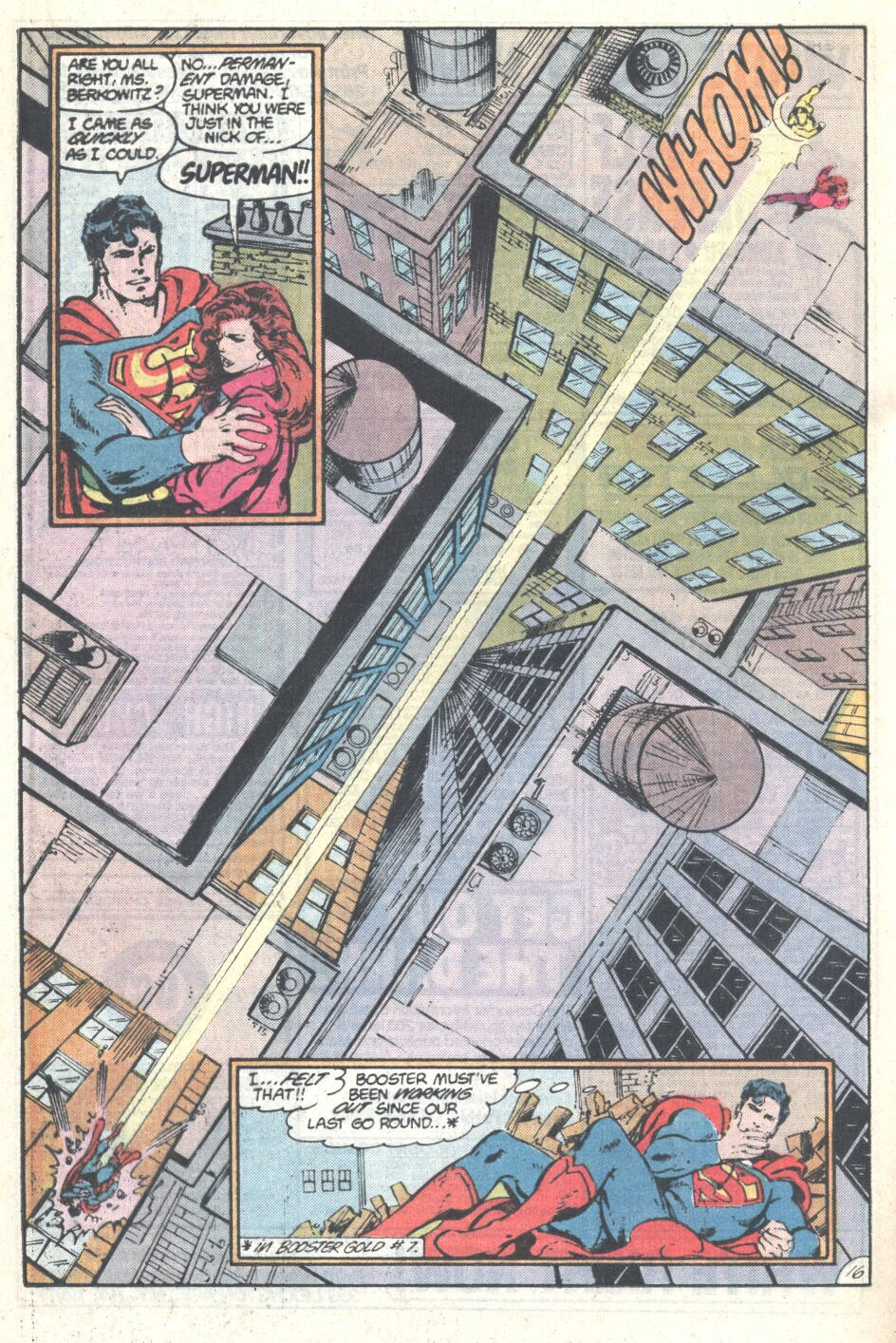 Read online Action Comics (1938) comic -  Issue #594 - 17