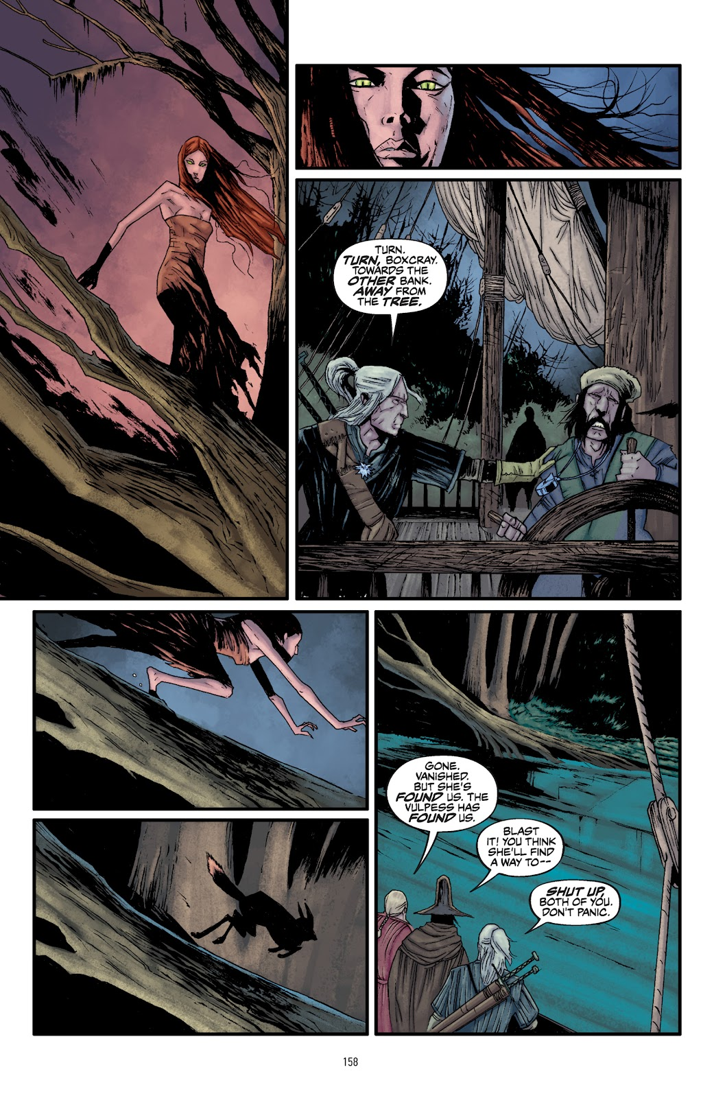 Read online The Witcher Omnibus comic -  Issue # TPB (Part 2) - 59