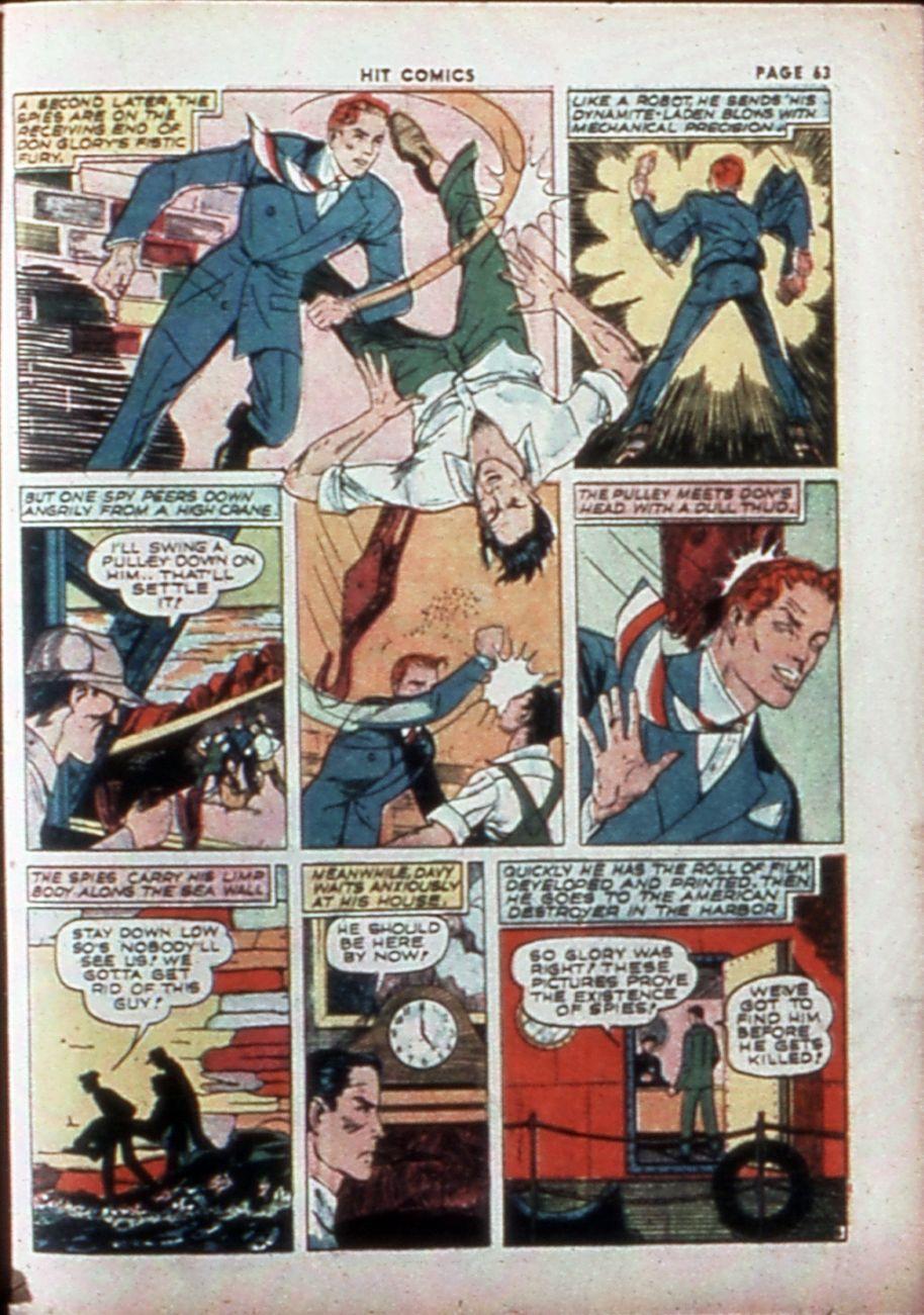 Read online Hit Comics comic -  Issue #14 - 65