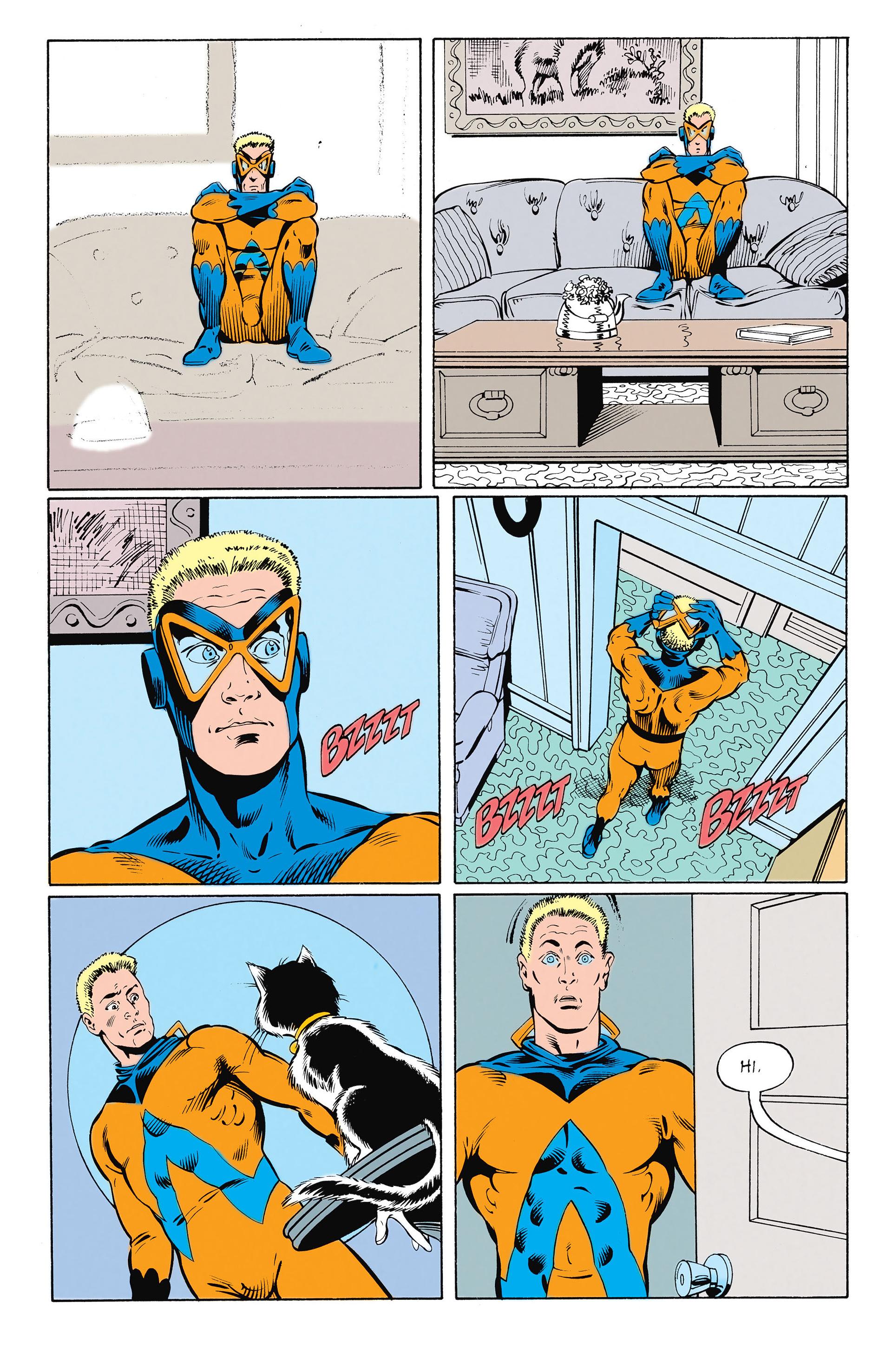 Read online Animal Man (1988) comic -  Issue #26 - 21