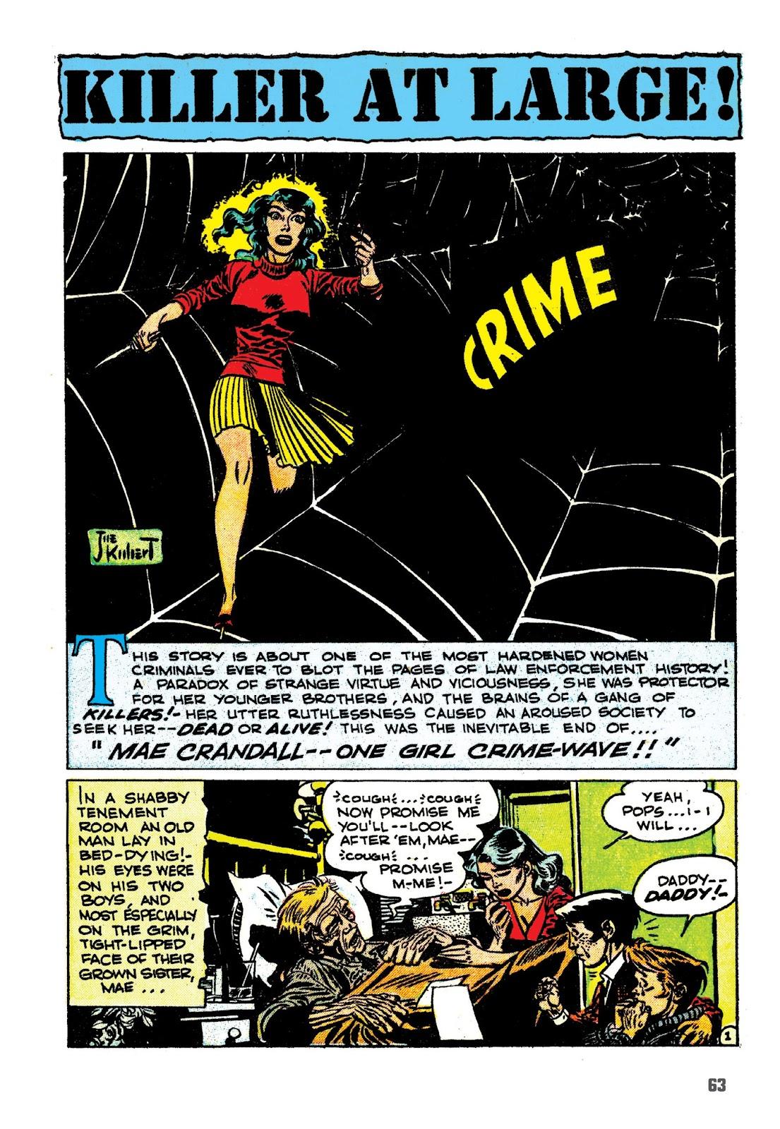 Read online The Joe Kubert Archives comic -  Issue # TPB (Part 1) - 74
