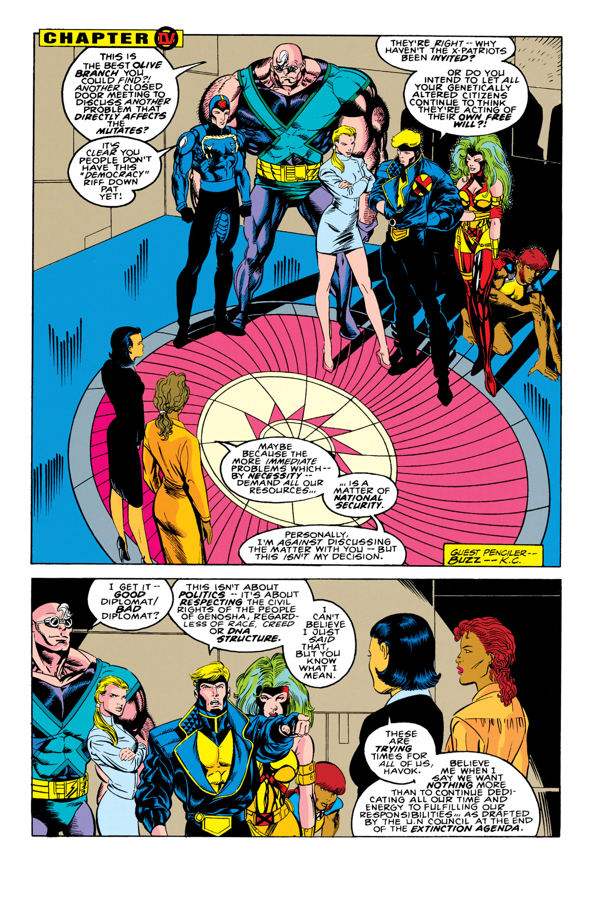 Read online X-Factor (1986) comic -  Issue #90 - 14