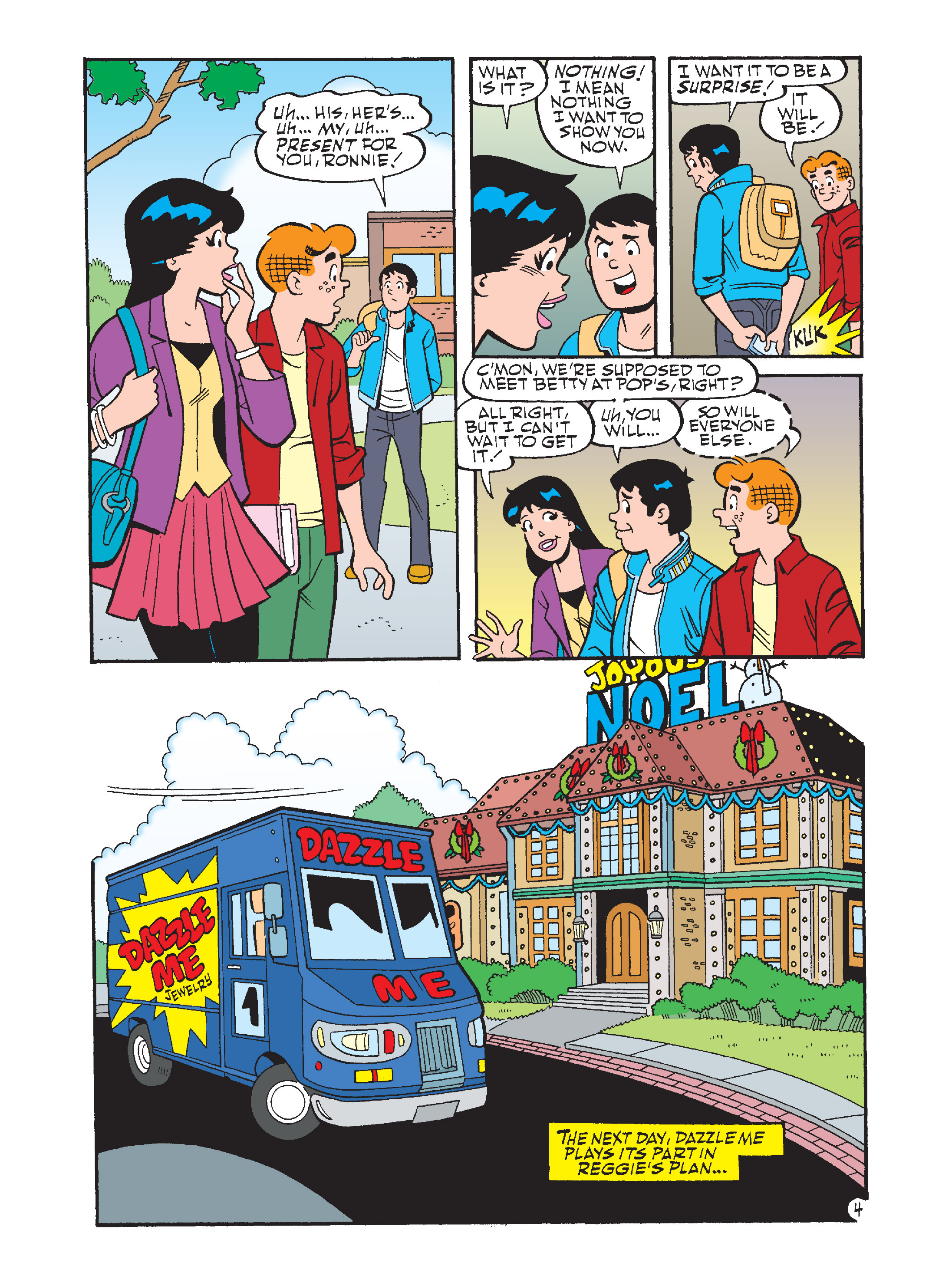 Read online Archie's Funhouse Double Digest comic -  Issue #10 - 5