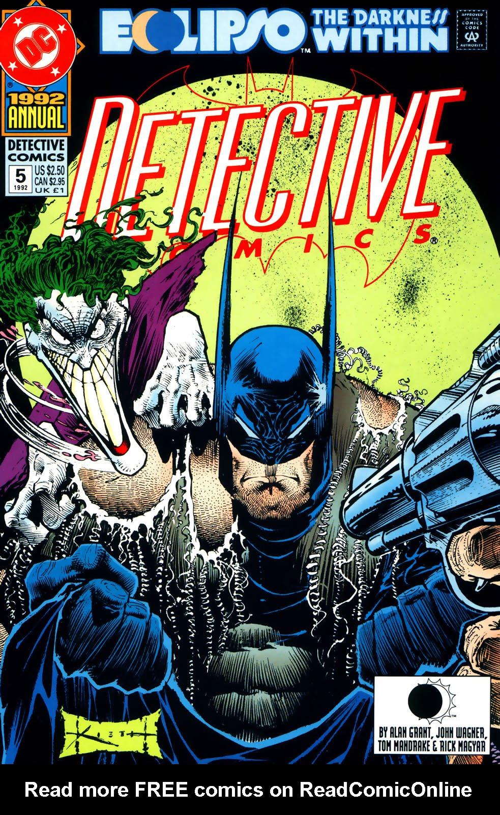Read online Detective Comics (1937) comic -  Issue # _Annual 5 - 2