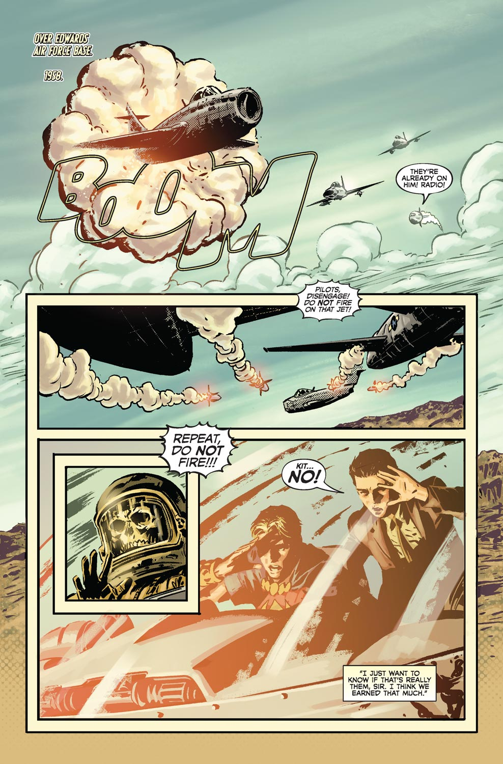 Read online Agents Of Atlas (2009) comic -  Issue #4 - 22