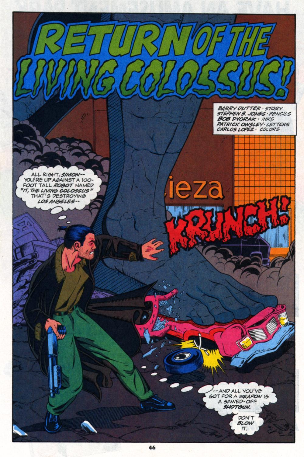 Read online Wonder Man (1991) comic -  Issue # _Annual 2 - 42
