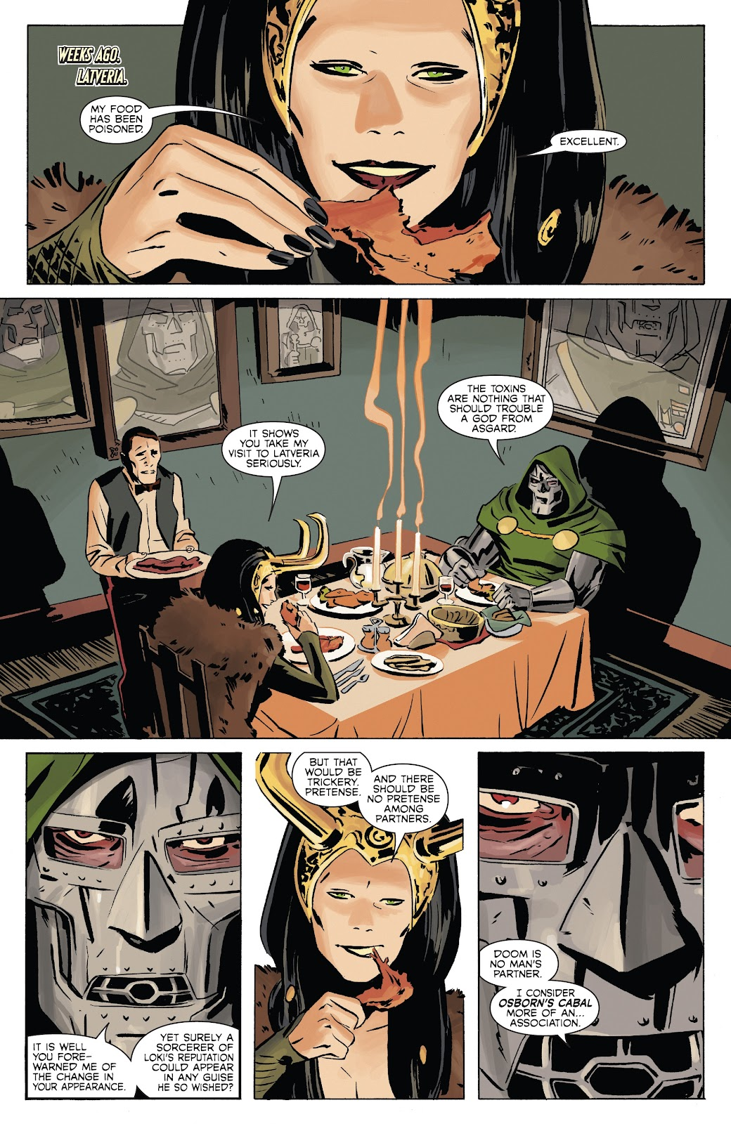 Read online Siege Prelude comic -  Issue # TPB (Part 2) - 7
