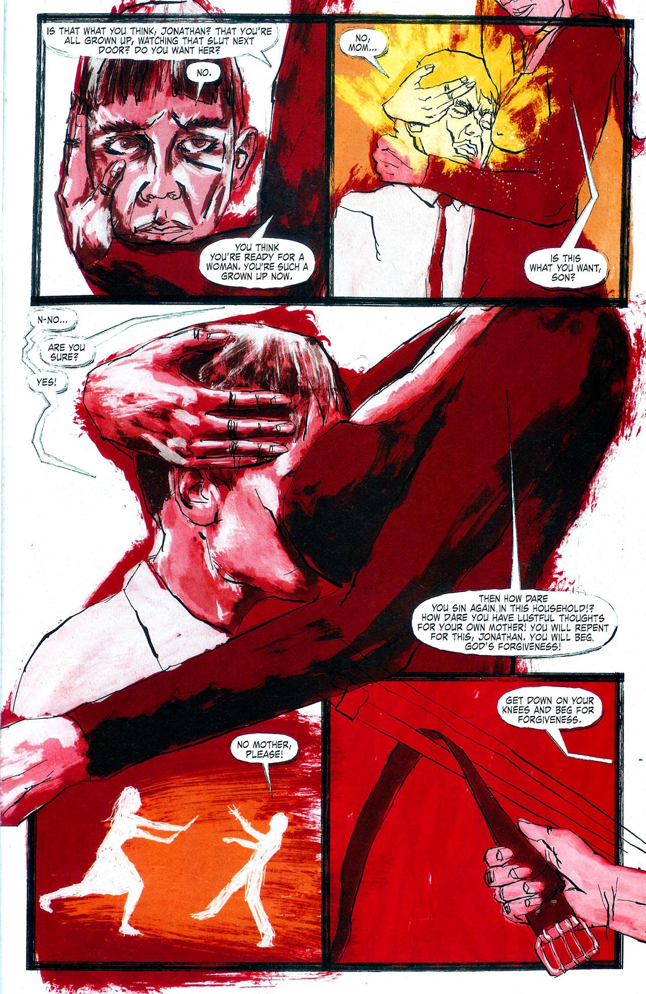 Read online Se7en comic -  Issue #4 - 24