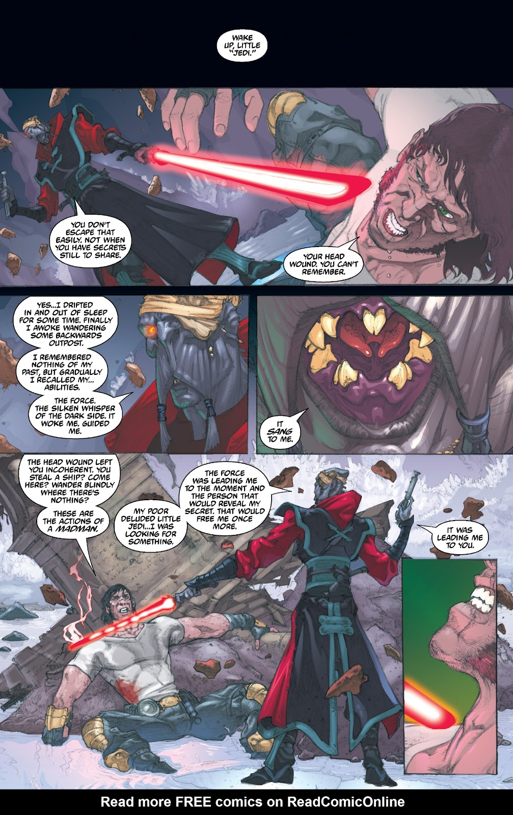 Read online Star Wars Legends Epic Collection: The Menace Revealed comic -  Issue # TPB (Part 5) - 57