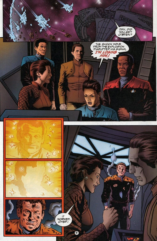 Read online Star Trek: Deep Space Nine (1993) comic -  Issue # _Special 1 - 13