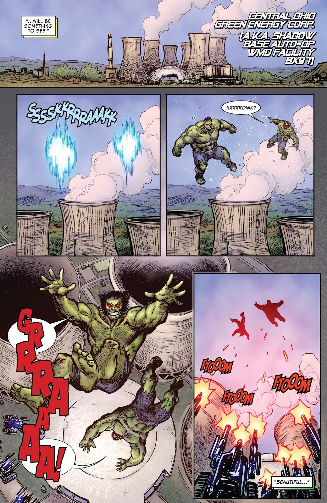 Read online Hulkverines comic -  Issue #3 - 15