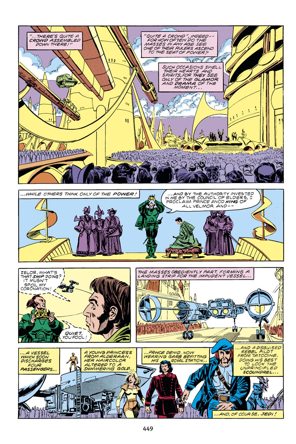 Read online Star Wars Omnibus comic -  Issue # Vol. 14 - 442