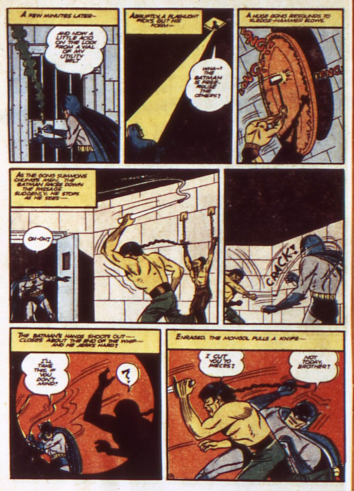 Read online Detective Comics (1937) comic -  Issue #52 - 12
