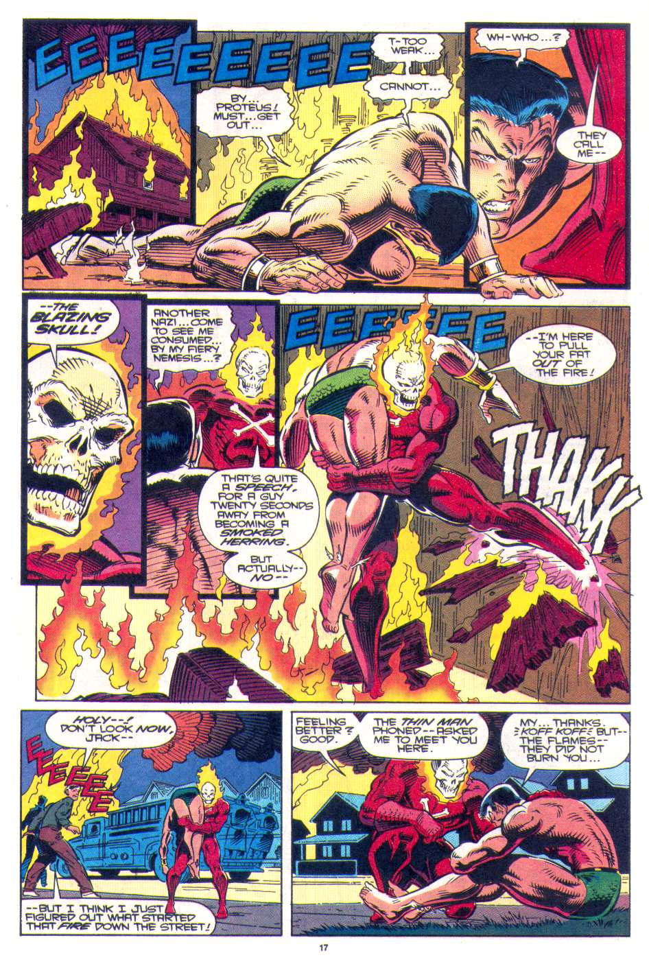 Read online The Invaders (1993) comic -  Issue #2 - 14