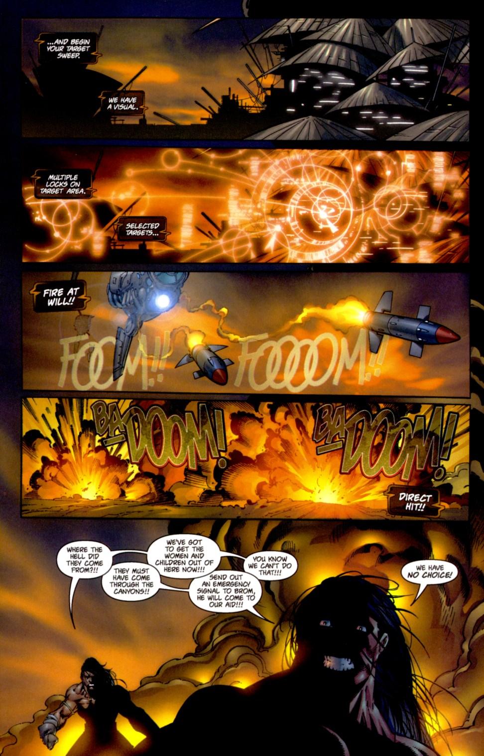 Read online Soul Saga comic -  Issue #4 - 15