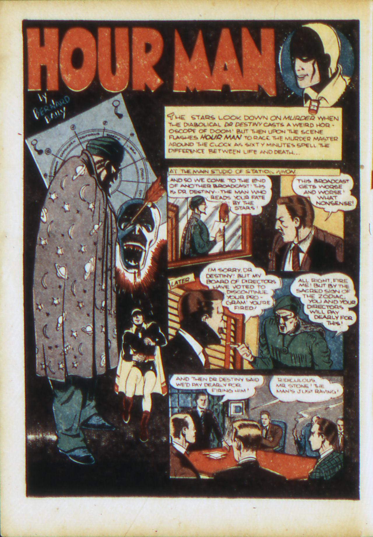 Read online Adventure Comics (1938) comic -  Issue #71 - 41