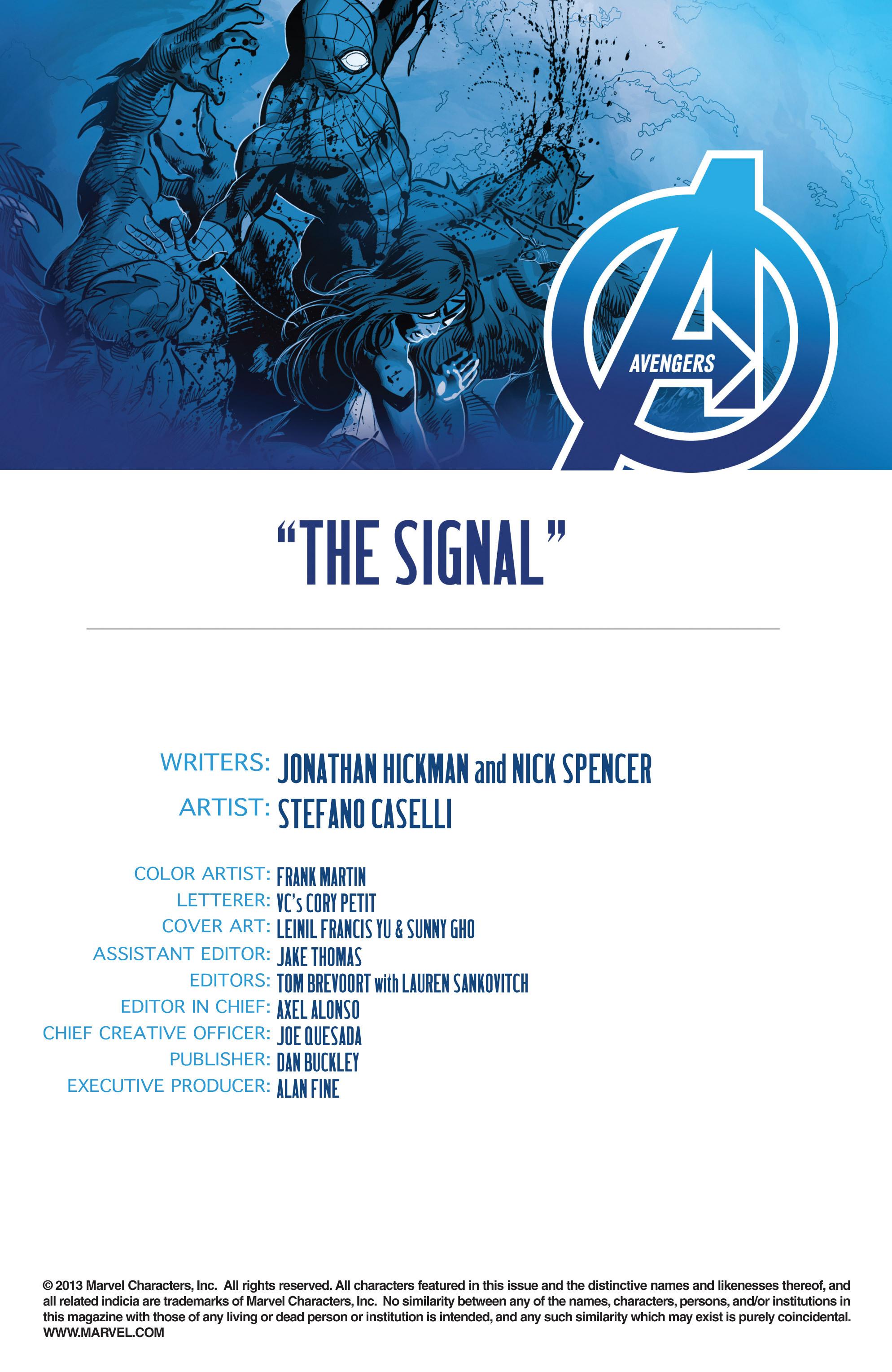 Read online Avengers (2013) comic -  Issue #Avengers (2013) _TPB 3 - 55