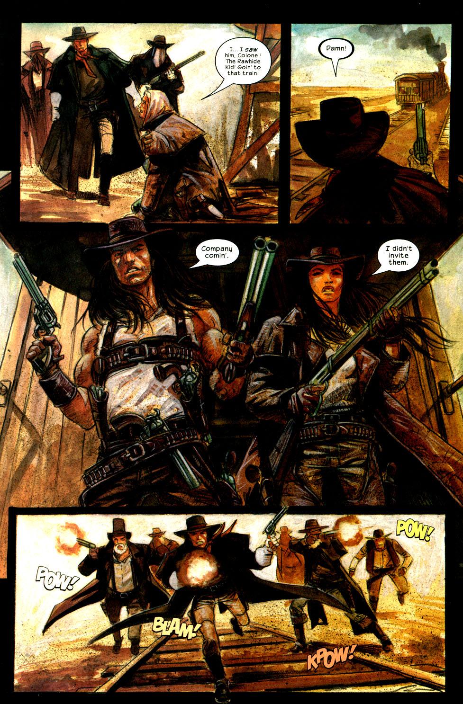 Read online Apache Skies comic -  Issue #3 - 21