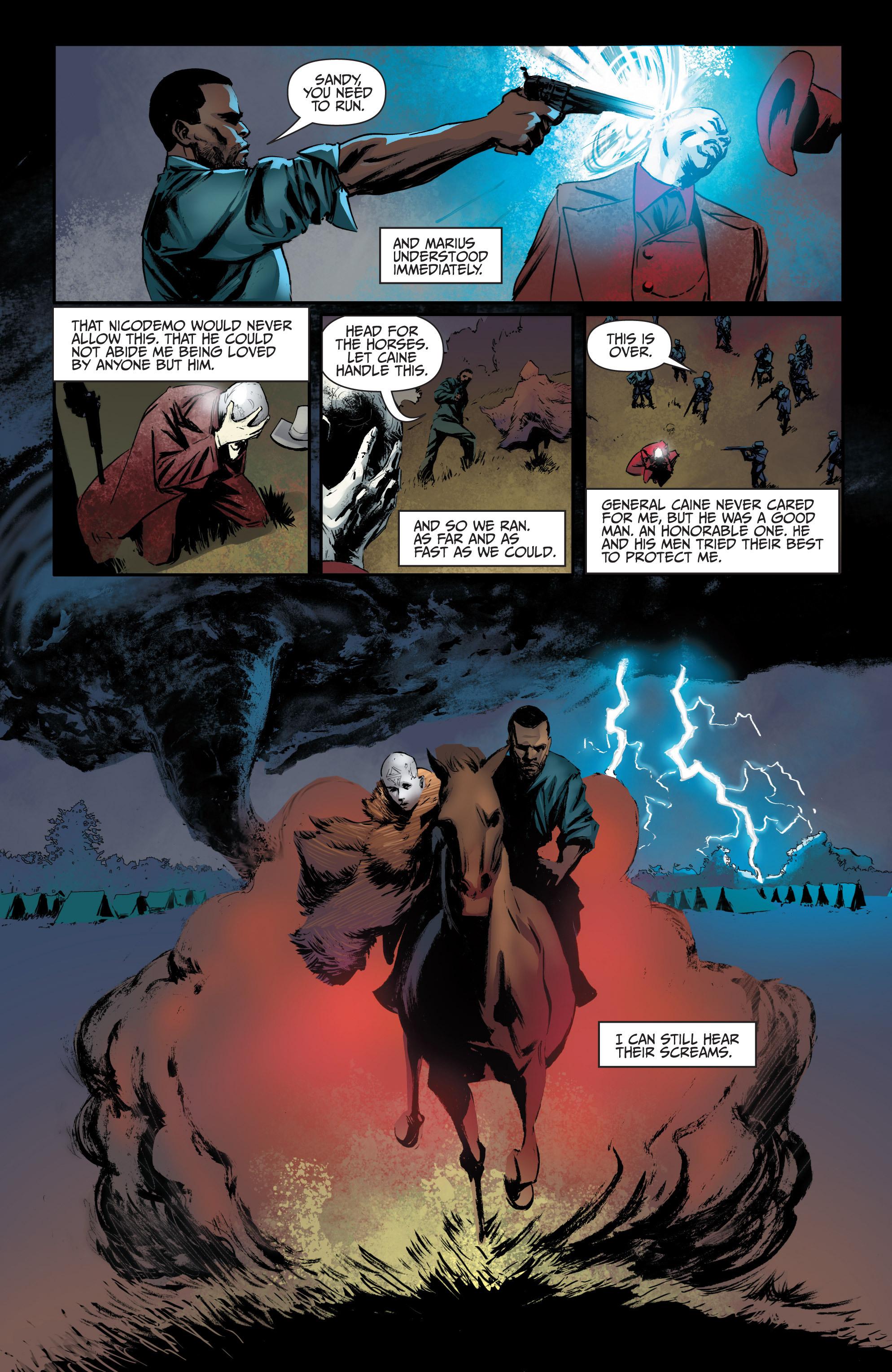 Read online Shadowman (2012) comic -  Issue #10 - 17