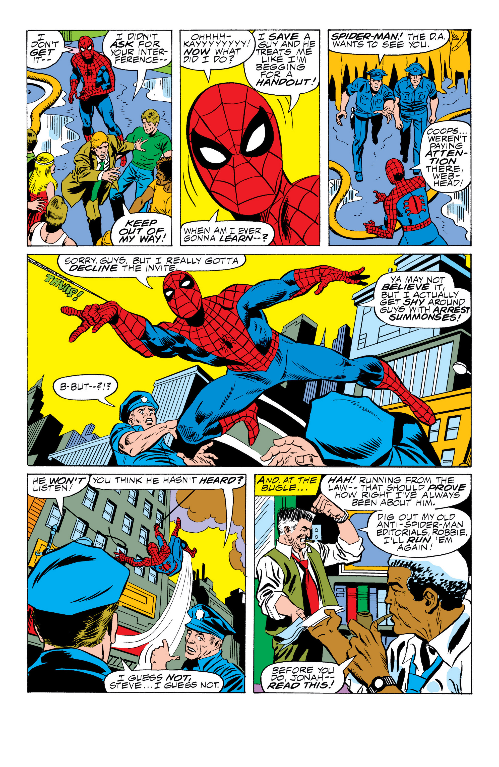 The Amazing Spider-Man (1963) 186 Page 4
