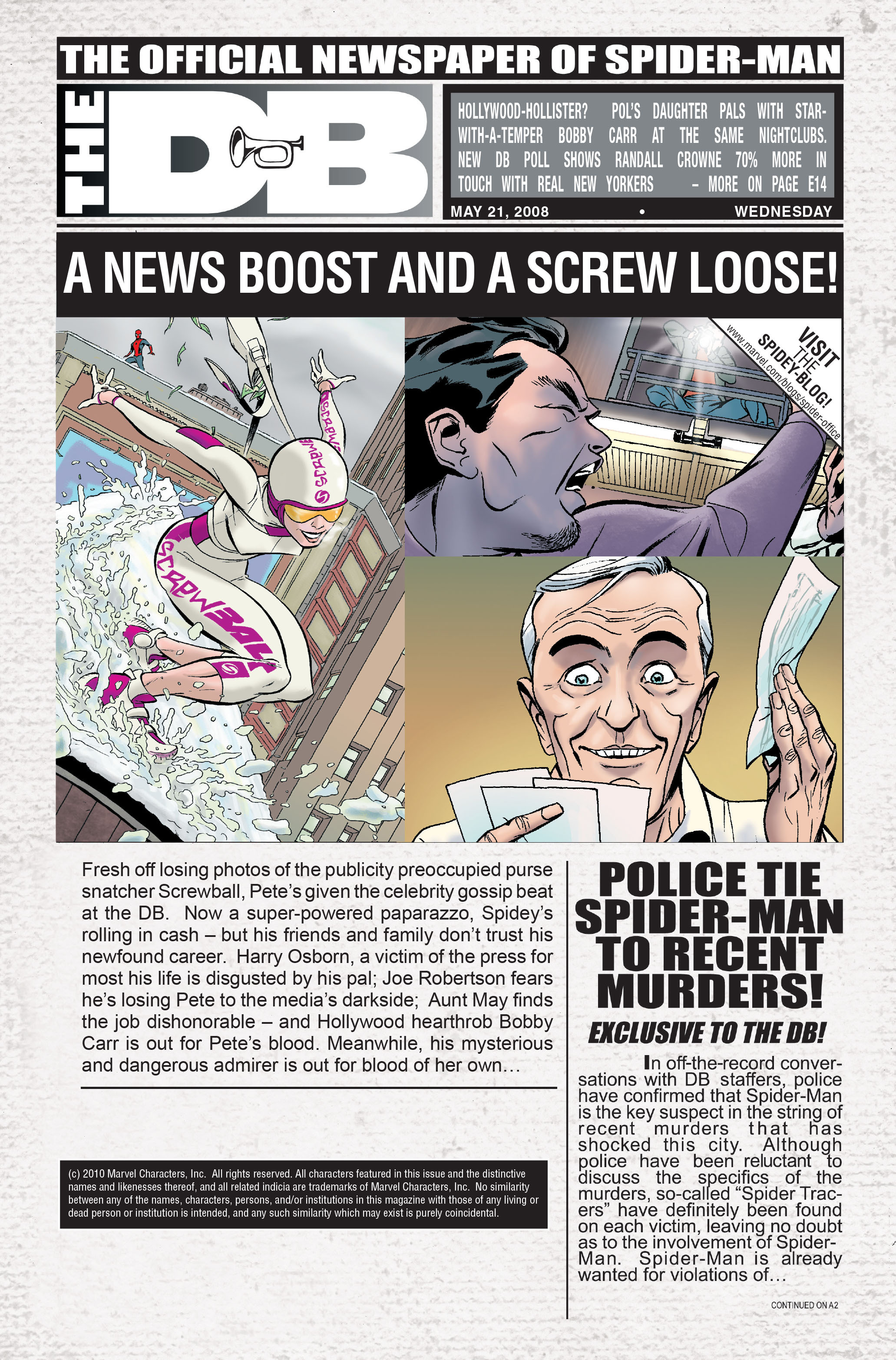 The Amazing Spider-Man (1963) 560 Page 4