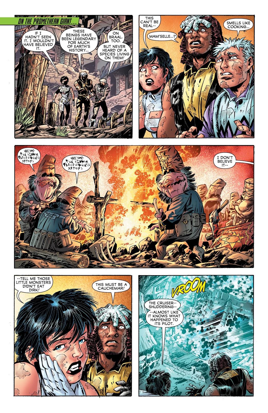 Legion of Super-Heroes (2011) Issue #17 #18 - English 15