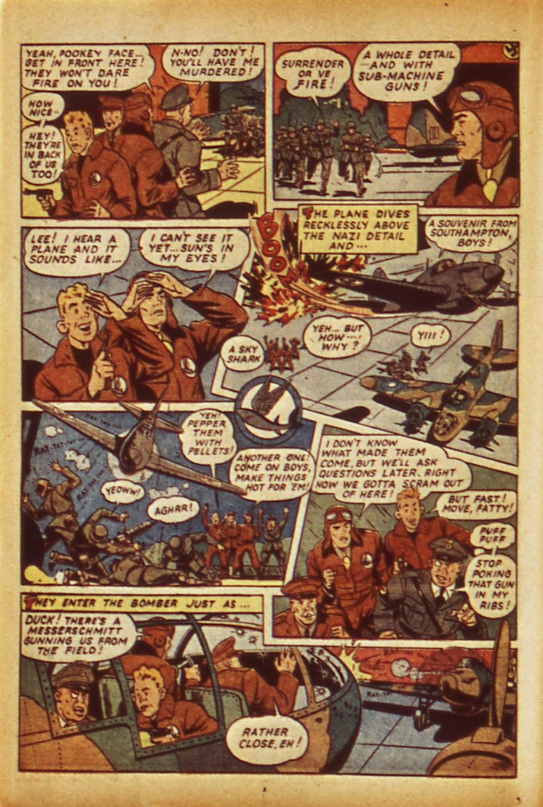USA Comics issue 7 - Page 30