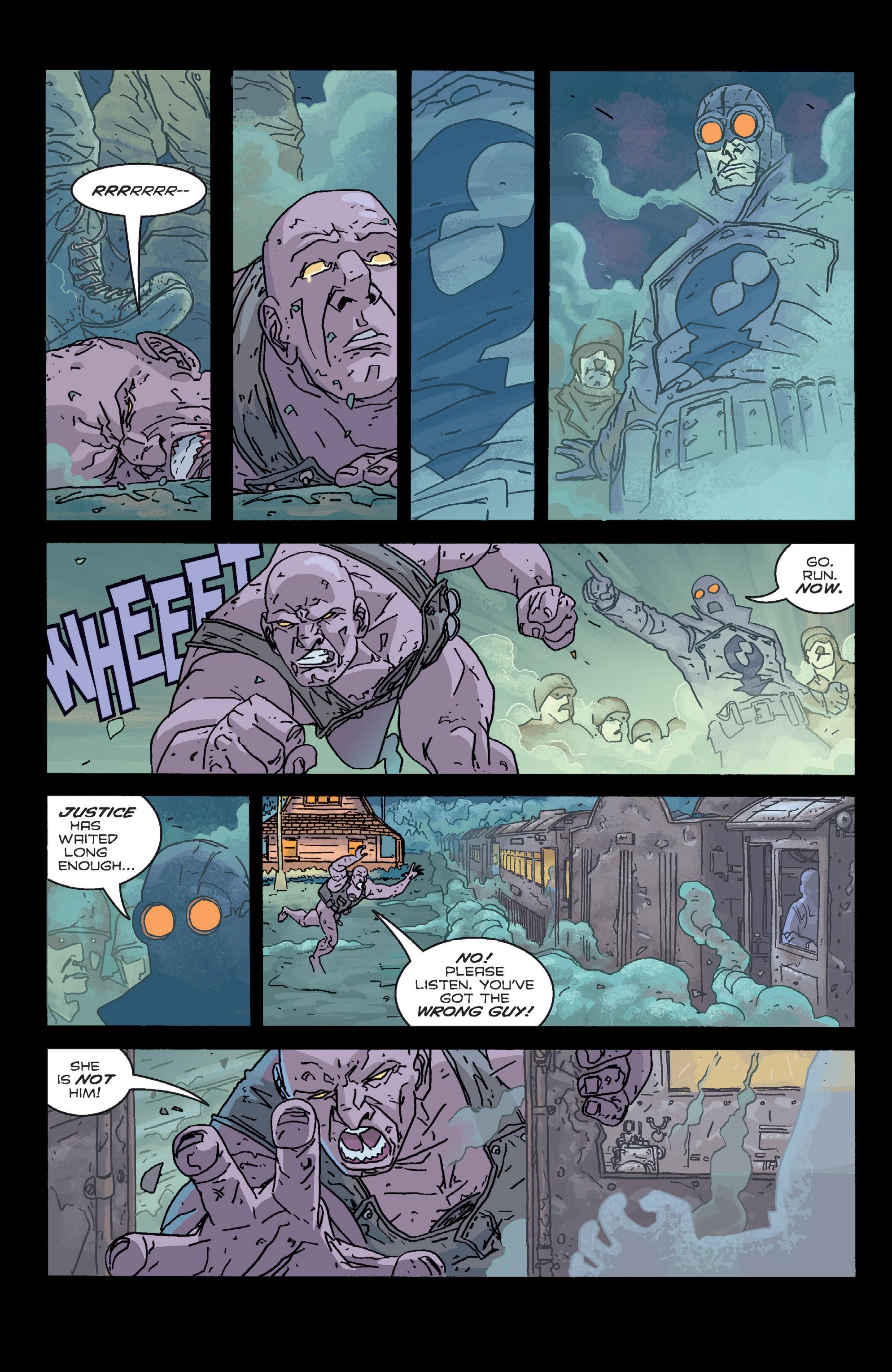 Read online B.P.R.D. (2003) comic -  Issue # TPB 2 - 77