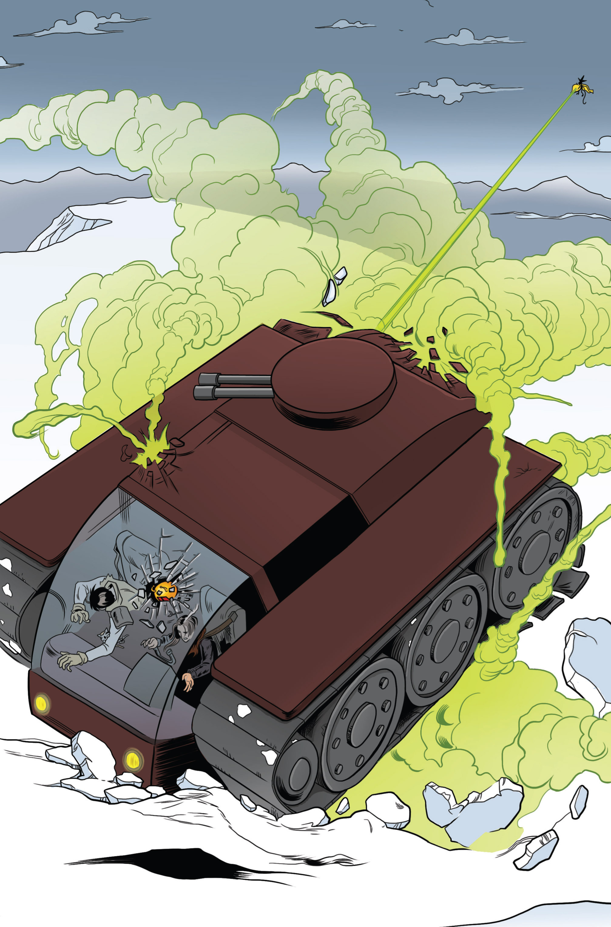 Read online Ehmm Theory: Everything & Small Doses comic -  Issue #2 - 20