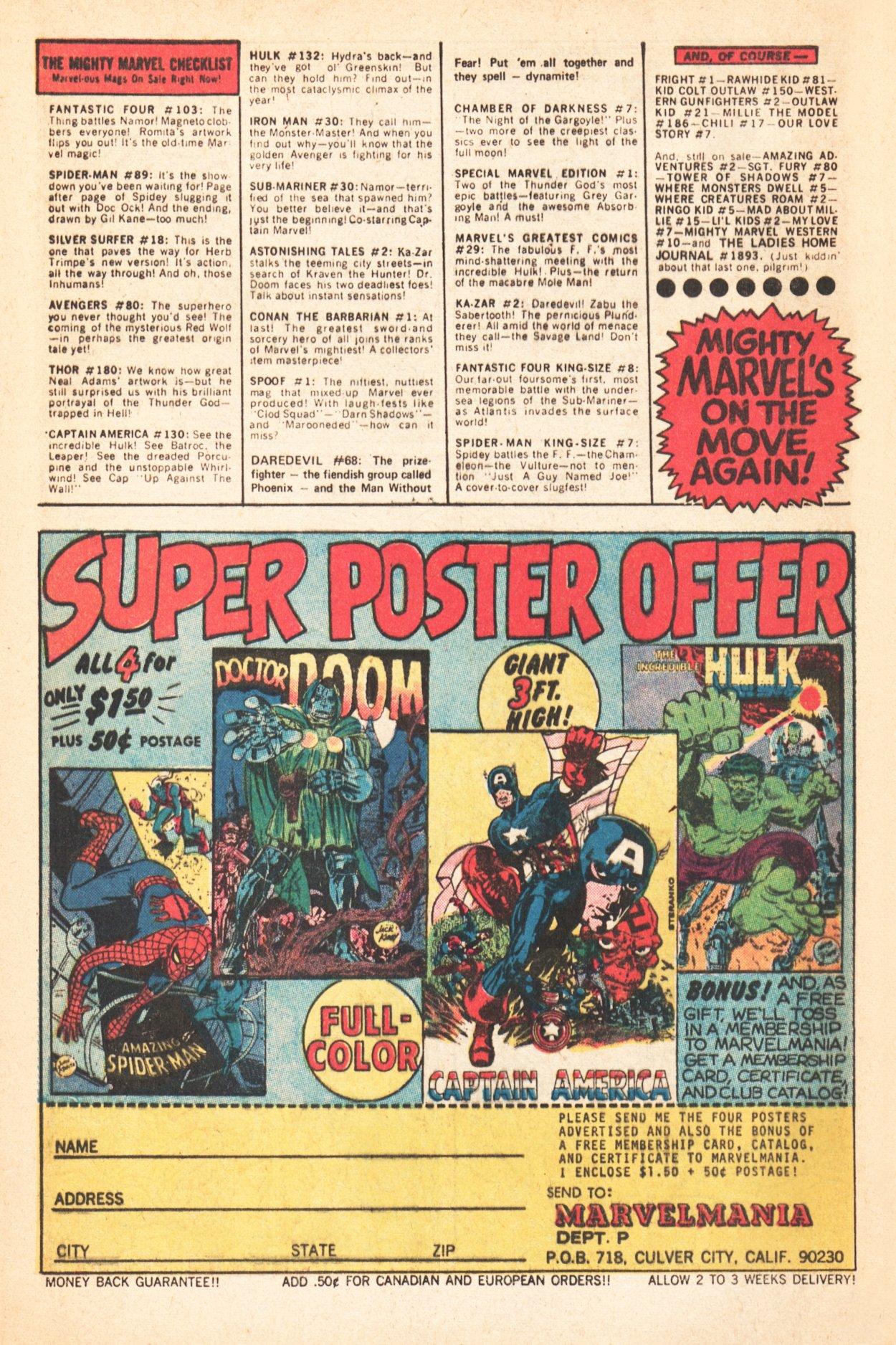 Read online Uncanny X-Men (1963) comic -  Issue # _Annual 1 - 47