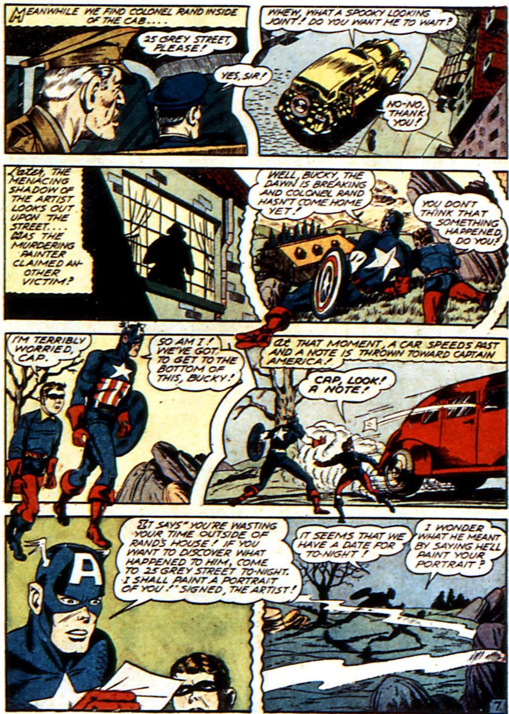 Read online All-Winners Comics comic -  Issue #3 - 22