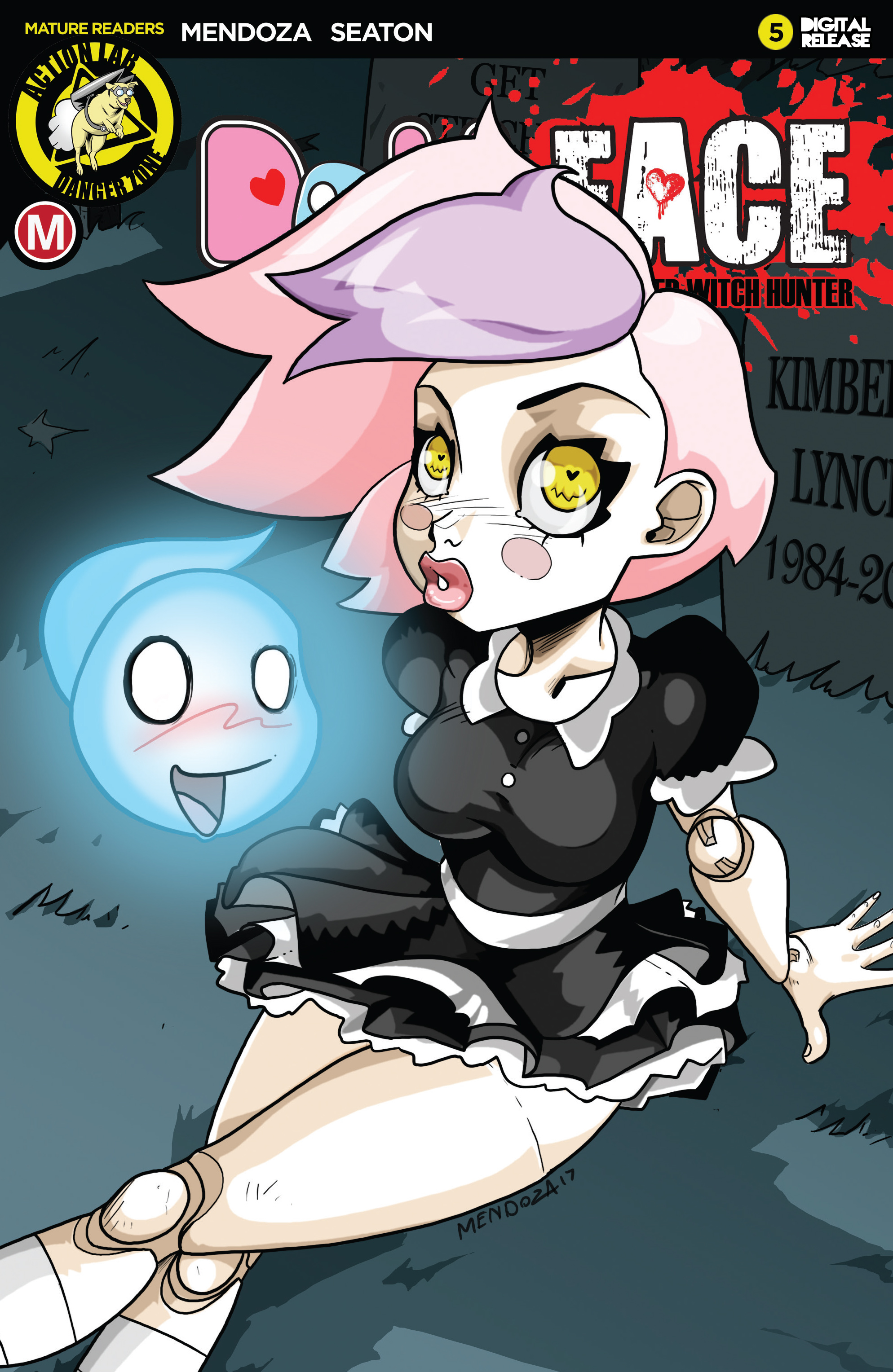 Read online Dollface comic -  Issue #5 - 1