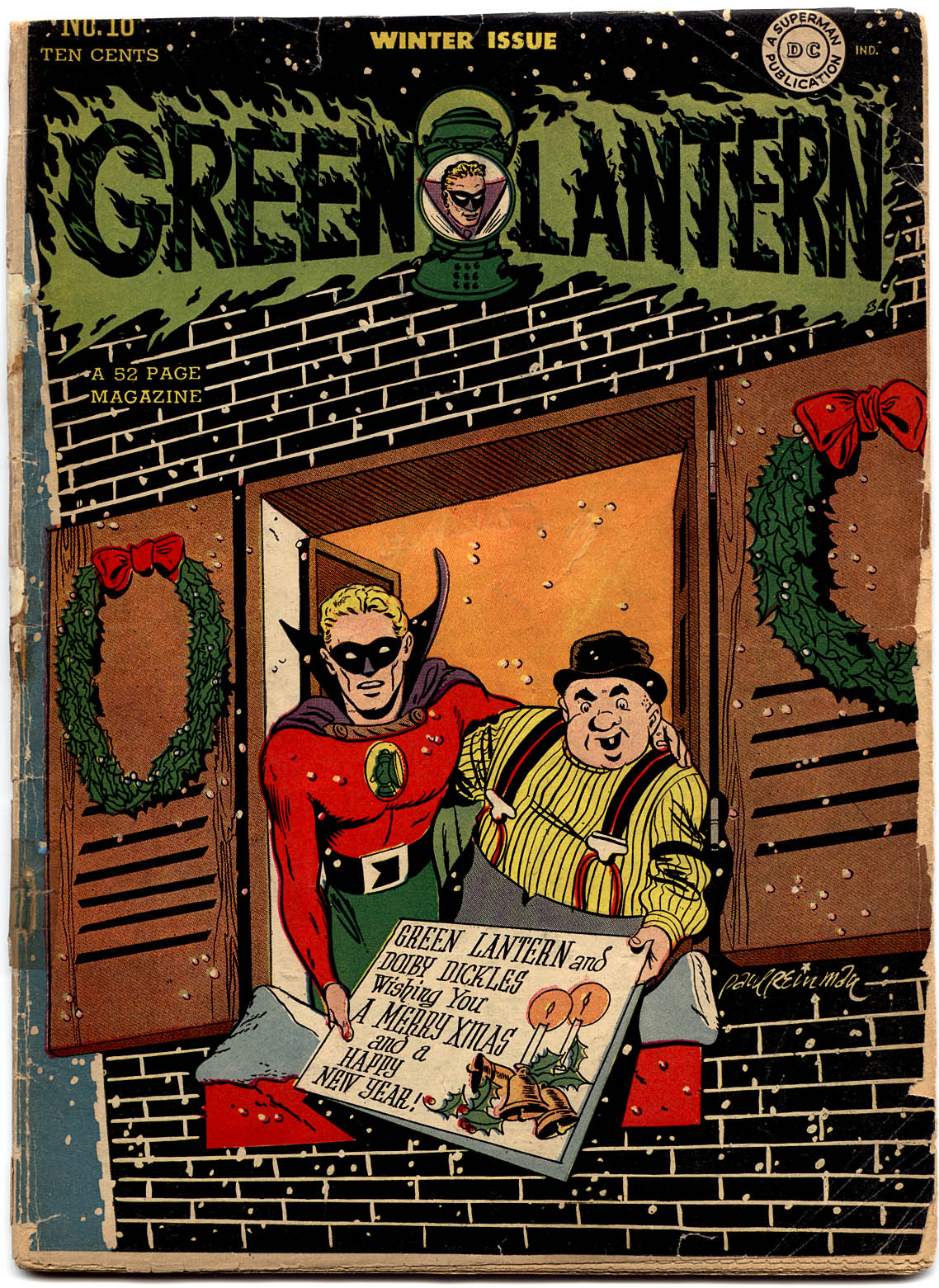Green Lantern (1941) issue 18 - Page 1