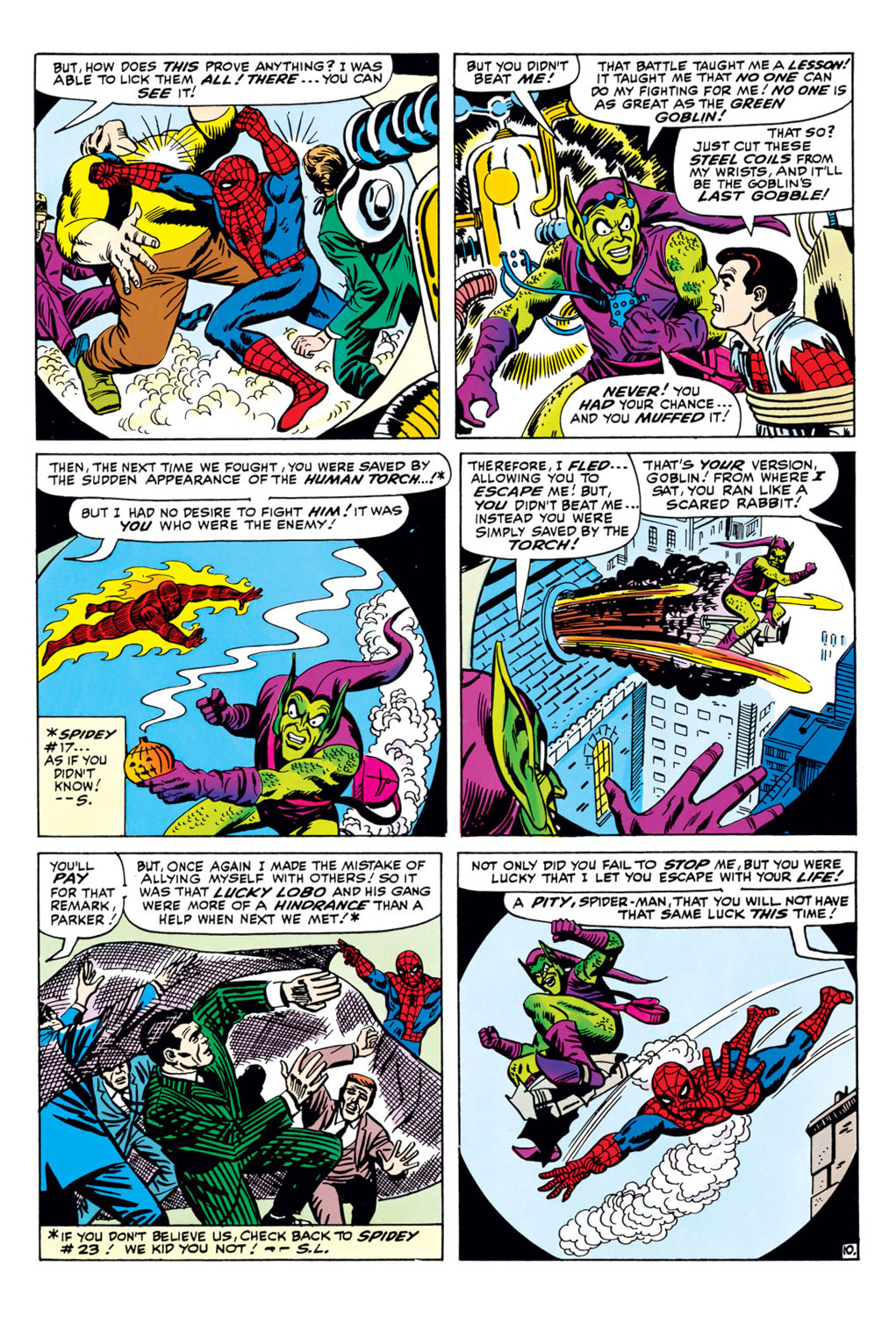 The Amazing Spider-Man (1963) 40 Page 10