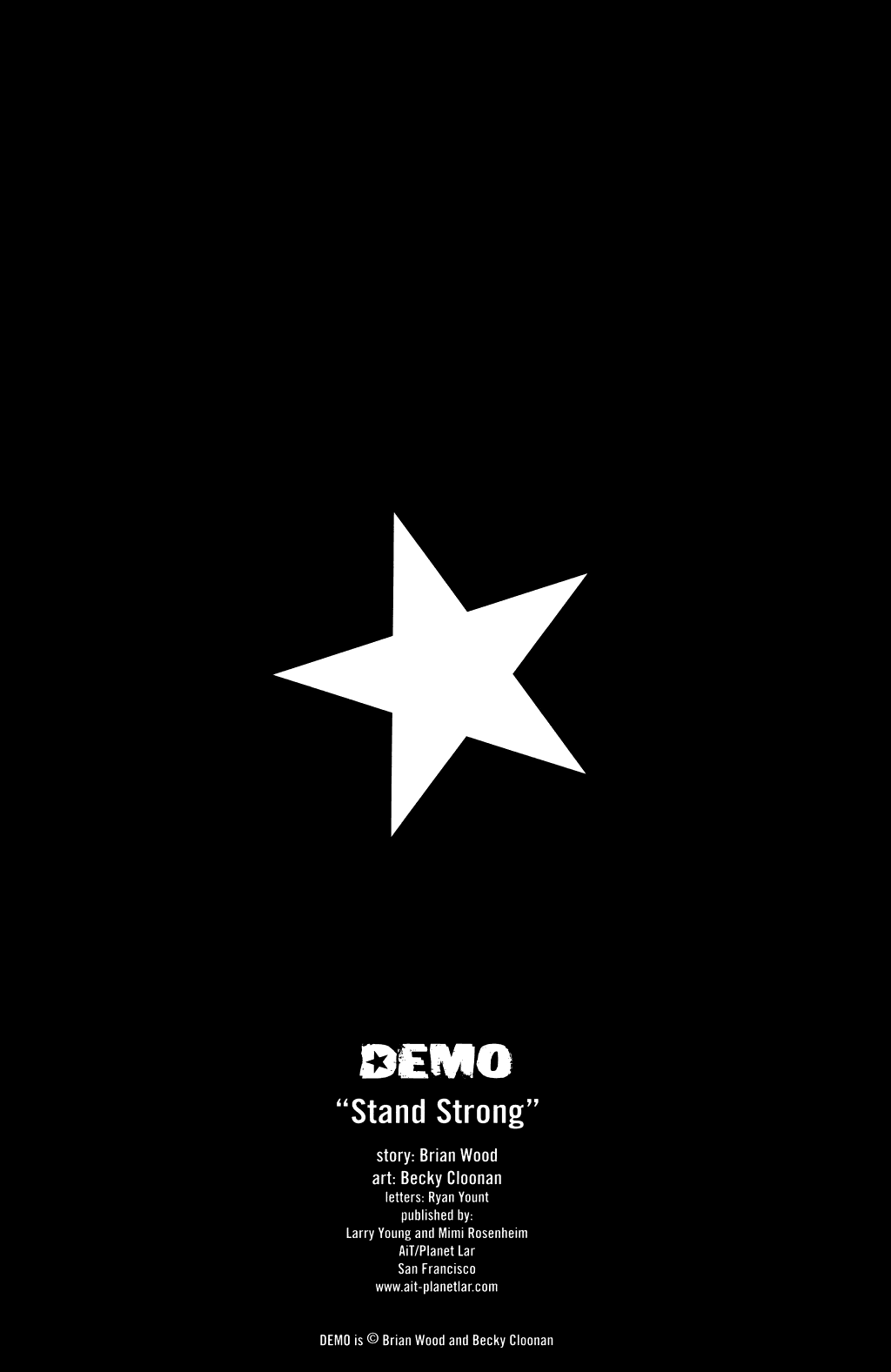 Read online Demo comic -  Issue #4 - 28