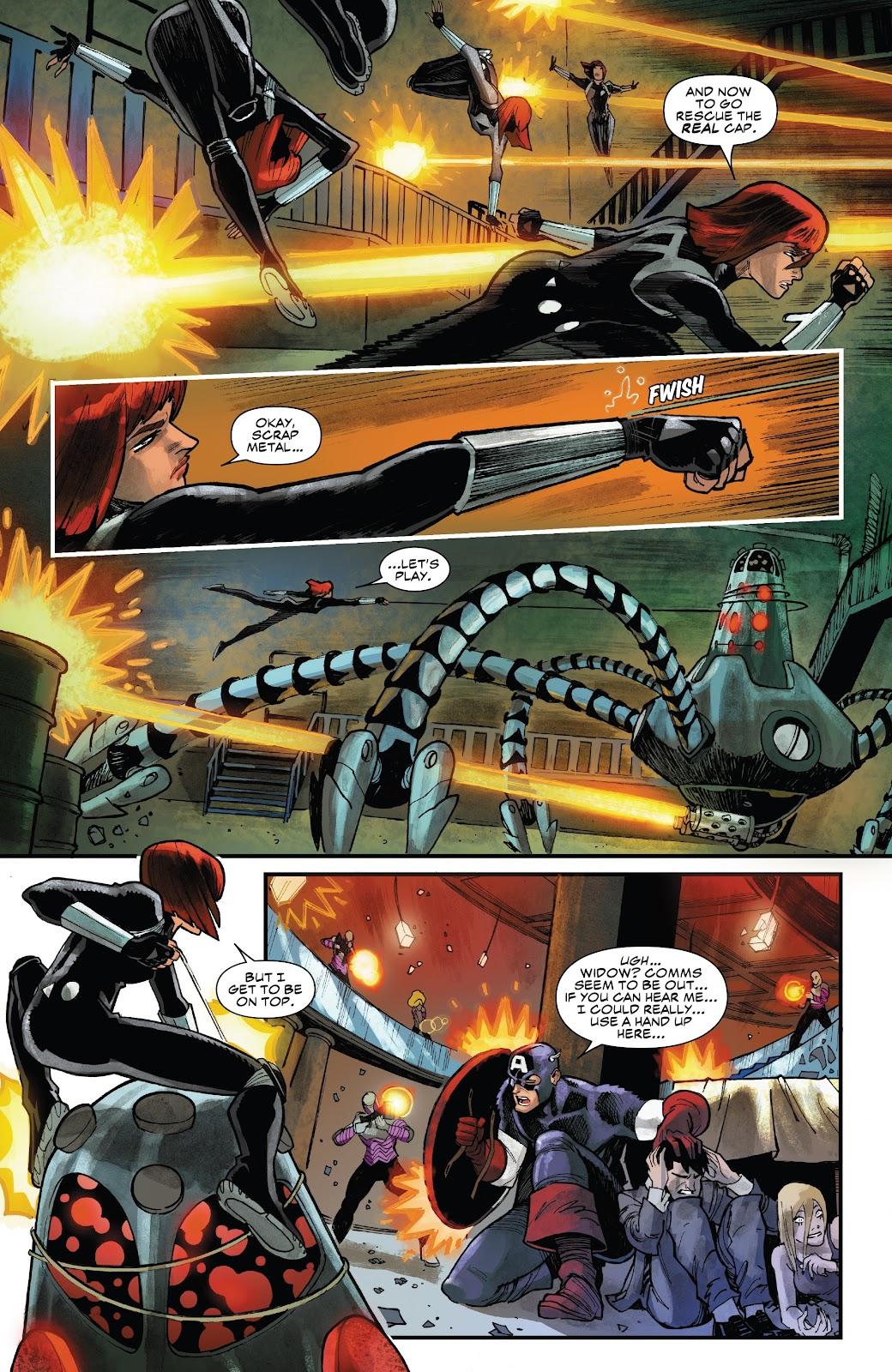 Read online Black Widow (2019) comic -  Issue #1 - 11